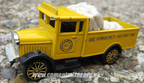 Corgi Cement Lorry